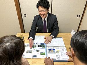 糸島市の不動産会社 エクサー不動産株式会社 代表取締役 瀬戸洋之のご挨拶
